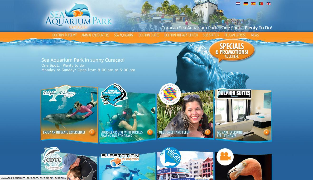 client sea aquarium park l